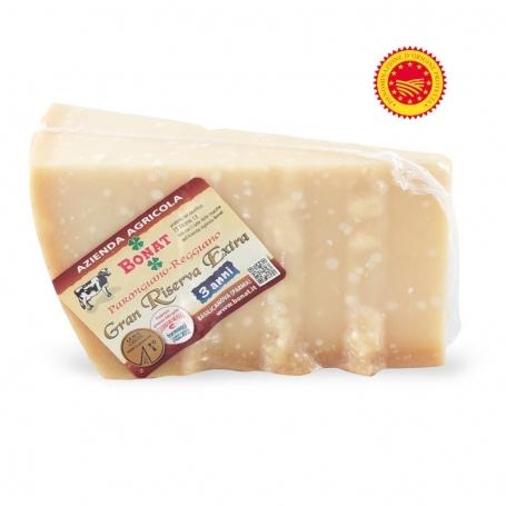 Parmigiano Reggiano PDO, seasoned 36 months - Az. Agr. Giorgio Bonati, 1kg