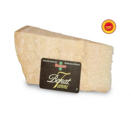 Parmigiano Reggiano DOP aged for 84 months, 500 gr - Giorgio Bonati Farm