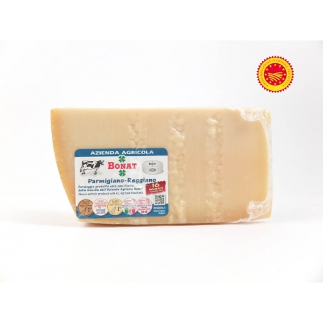 Parmigiano Reggiano DOP, stagionato 16 mesi, 1kg - Az. Agr Giorgio Bonati - Il Parmigiano Reggiano
