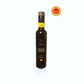 "Oil ""Riviera Ligure - Blumenriviera"" gU, l. 0,50 - Farm MUAJE - Olio extravergine di oliva"