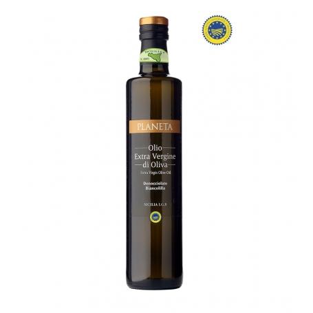 """Oil """"Denocciolato Biancolilla"""" DOP Val di Mazara, the 0.50 - Az. Planeta"""