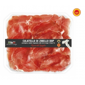 Culatello Zibello, 100gr - Rosa dell'Angelo