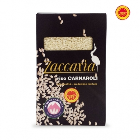 Carnaroli rice, 1 kg - Zaccaria