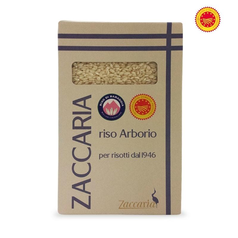 Arborio rice, 1 kg - Zaccaria