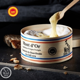 Mont d'Or - Vacherin HD, Cow milk, 430 gr - I formaggi francesi
