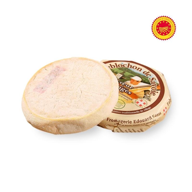 Reblochon di latteria AOP, Latte di vacca, 500 gr. - MonS Fromager Affineur