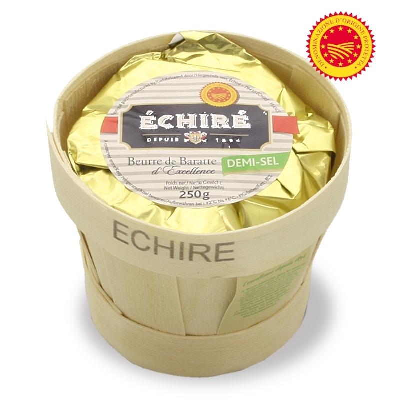 Burro della Loira AOP - Echirè Salato, 250 gr