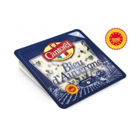 Blue d'Auvergne AOP, Cow's milk, 125 gr