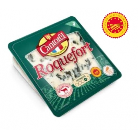 Roquefort AOP, sheep's milk, 100 gr.