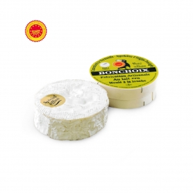Camembert de Normandie with raw cow's milk AOP, 250 gr