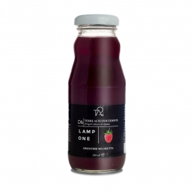 Smoothie di lamponi, 200 ml - Terre Alte d'Occidente - Succhi di frutta