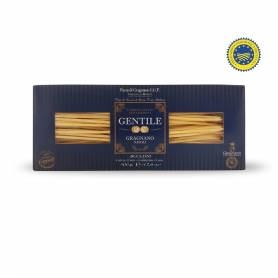 Bucatini Pasta di Gragnano IGP, 500 gr - Pastificio Gentile - Pastificio Gentile