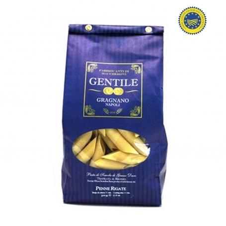 Penne rigate Pasta di Gragnano IGP, 500 gr - Pastificio Gentile - Pastificio Gentile