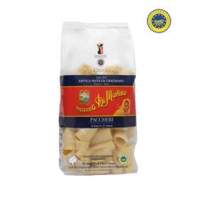 Paccheri Pasta di Gragnano IGP, 500 gr - Pastificio G. Di Martino