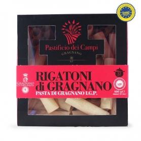 Rigatoni Pasta di Gragnano IGP, 500 gr - Pastificio dei Campi