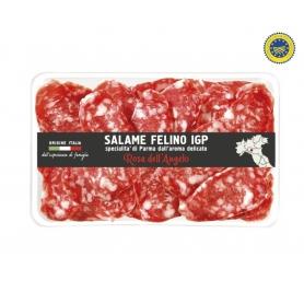 Salame Felino IGP, 108 gr - Rosa dell'Angelo