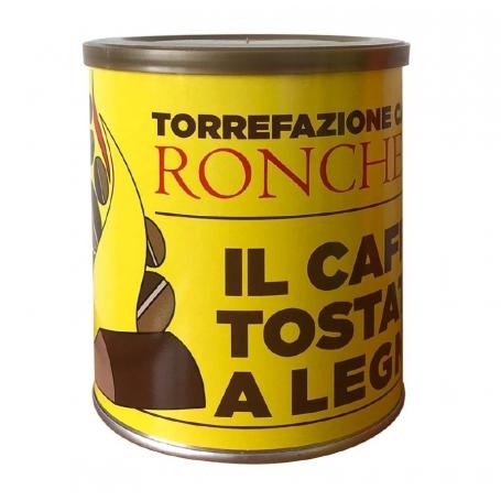 ground coffee for Mocha Blend 80% arabica - 20% robusta, 250 gr. - Coffee Ronchese