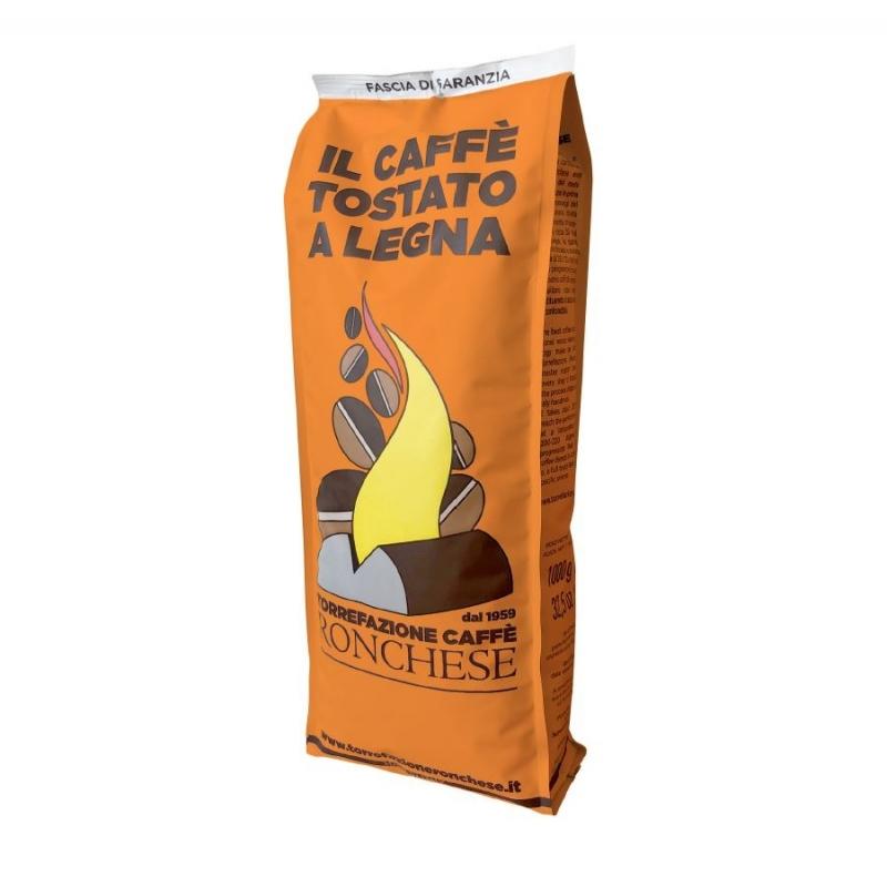 Coffee Beans 50% Arabica / 50% Robusta, 1 kg. - Coffee Ronchese