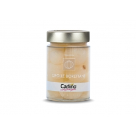 Borettane onions and sour, 285 gr - Carlino