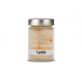 Cipolline borettane in agrodolce, 285 gr - Carlino