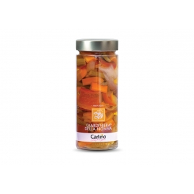 Giardiniera grand-mère, 280 gr - Carlino
