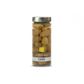 """Giants Vert Olive """"Bella di Cerignola"""", 530 gr - Carlino"""
