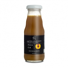 Smoothie di pesca, 200 ml - Terre Alte d'Occidente