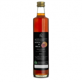 Barrel aged apple vinegar, 500 ml - Terre Alte d'Occidente