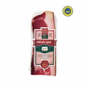 Speck Alto Adige IGP, 250 gr - Butchery Steiner