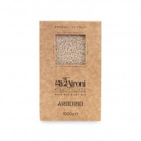 Riso Arborio, 1 kg - Gli Aironi