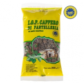 Capperi di Pantelleria IGP (piccolo calibro 7), 200 gr - Cooperativa Agricola Produttori Capperi