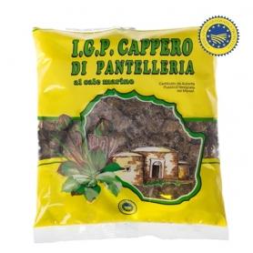 Capers of Pantelleria IGP (large caliber 13), 500 gr - Cooperativa Agricola Produttori Capperi