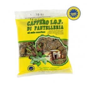 Capperi di Pantelleria IGP (grande calibro 13), 100 gr - Cooperativa Agricola Produttori Capperi