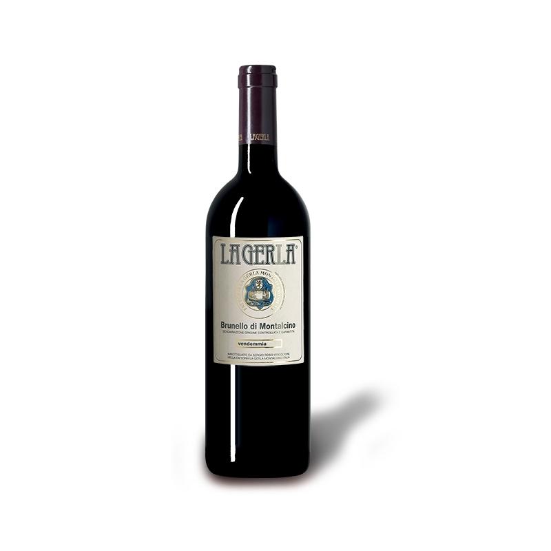 Brunello di Montalcino, l. 0.75 - The Gerla