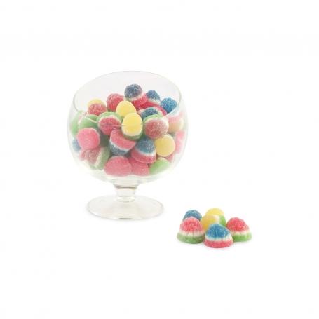 Gummy candy tricolor, 500 gr
