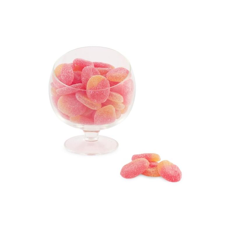 Sour gummy fish, 500 gr
