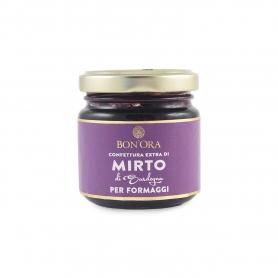 Extra myrtle jam, 95 gr - Bon'ora - Formaggi