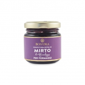 Extra myrtle jam, 95 gr - Bon'ora