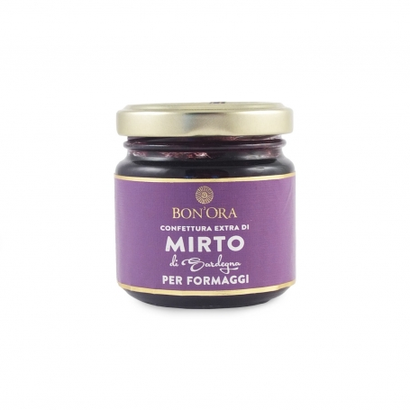 Confettura Extra di Mirto, 95 gr - Bon'ora - Formaggi