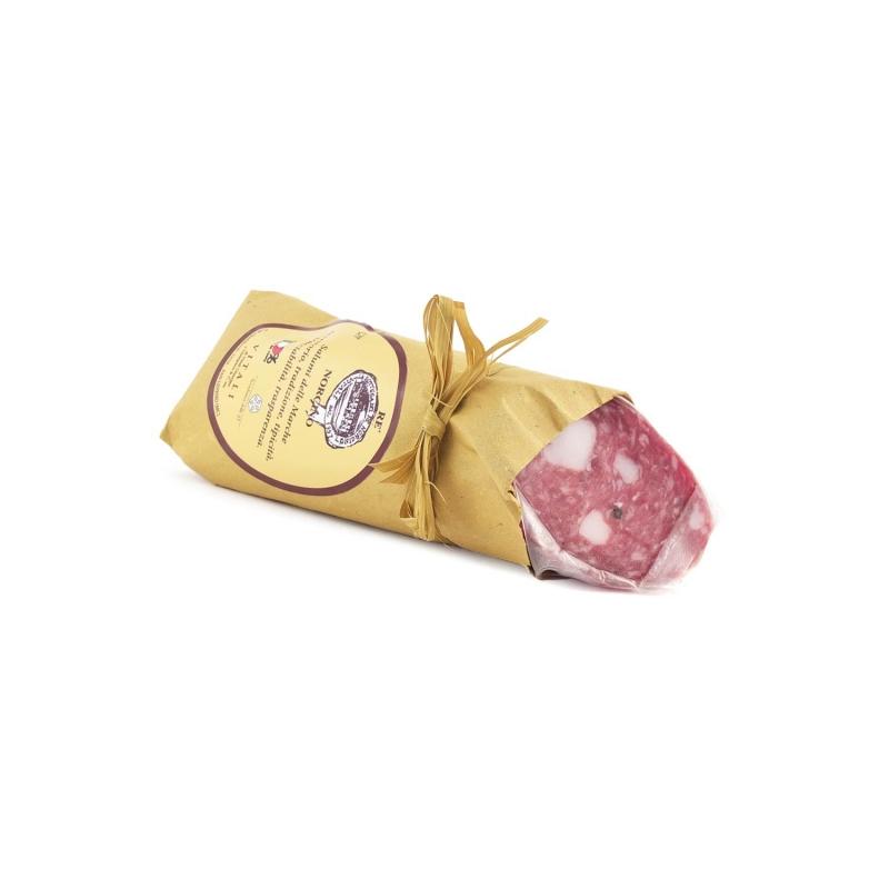 Salame Lardellato, 290 gr - La bottega del Re Norcino