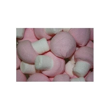 Bonbons Guimauve champignons, 300 gr