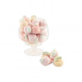 Marsh Mallow candy stuffed, 500 gr