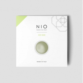 Gin Sour, 100 ml - NIO Cocktails
