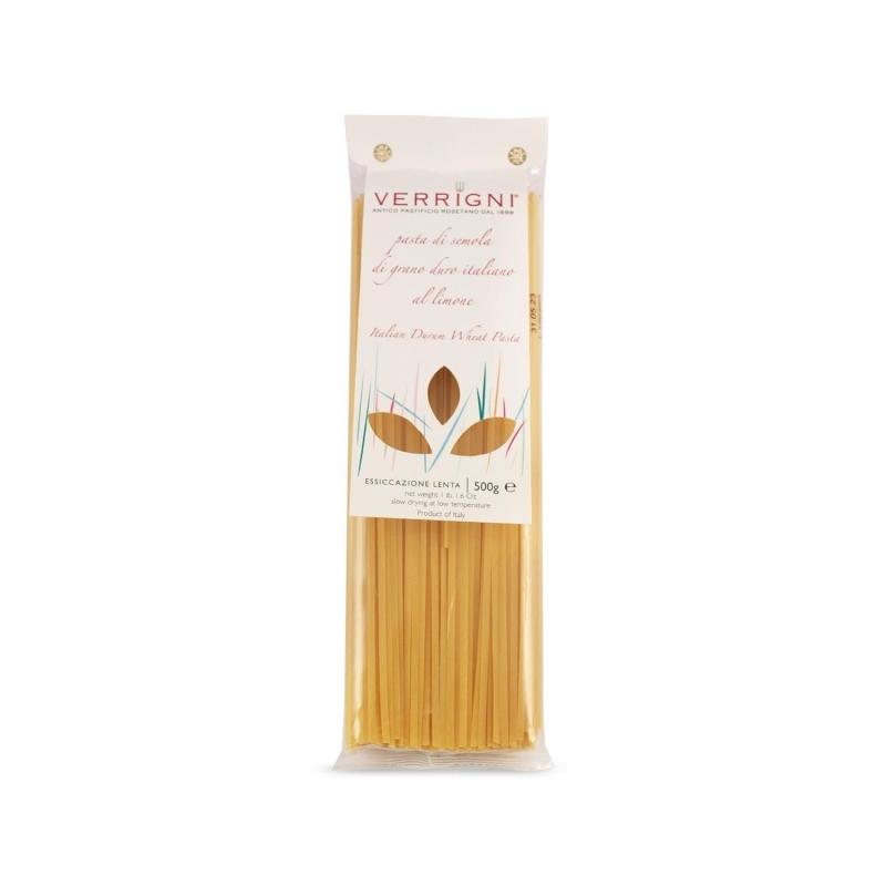 Linguine al limone, 500 gr - Pastificio Verrigni