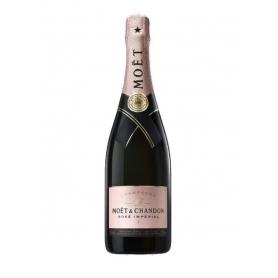 Champagne Moet & Chandon Rosé Impérial, l. 0,75 - astuccio 1 bott. - Gli Champagne