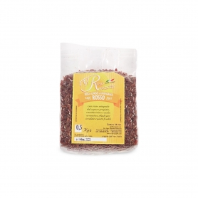 brown red rice , 500 g - Rizzotti