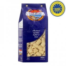Mezzi Rigatoni Pasta di Gragnano, 500 gr - Gerardo Di Nola