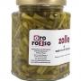 Zolle di aglio rosso di Sulmona sott'olio, 300 gr - Oro Rosso