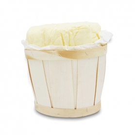 "French Natural butter (sweet) in the ""barrel"", 5kg - Beillevaire"