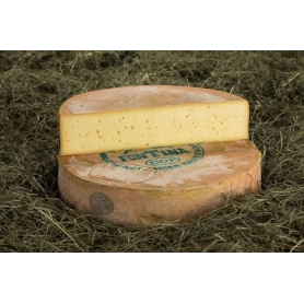 Fontina from organic farming, ca 310 gr. - Fromagerie Haut Val d'Ayas